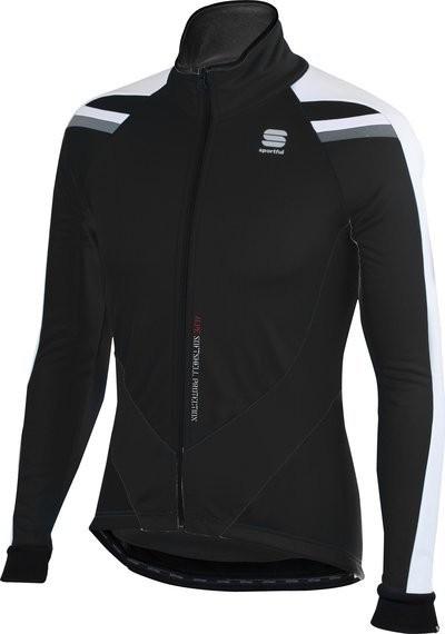 SPORTFUL Alpe Softshell Jacket Black White