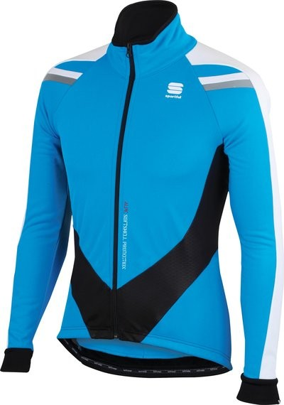 SPORTFUL Alpe Softshell Jacket Black Cyan