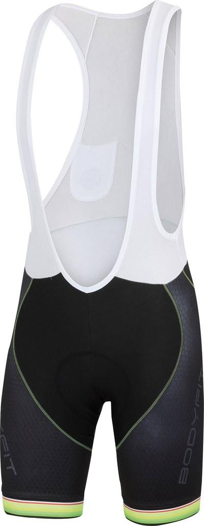 SPORTFUL Bodyfit Pro Bibshort Classic Black Fluo