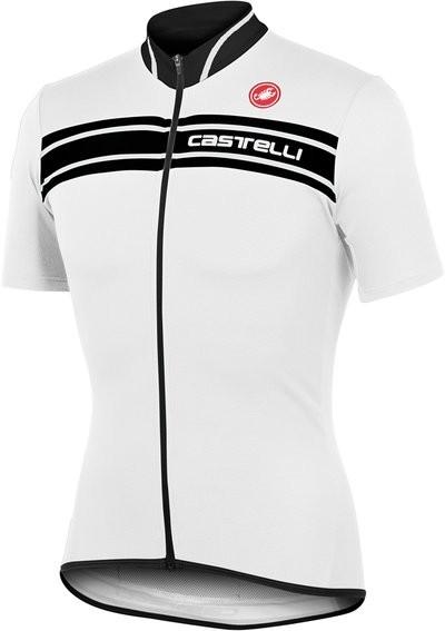 CASTELLI Prologo 3 Jersey SS White Black