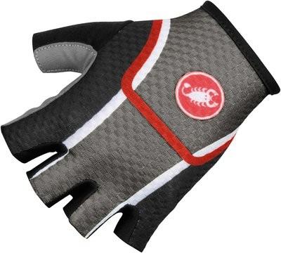 CASTELLI Velocissimo DS Glove Black Anthracite Red