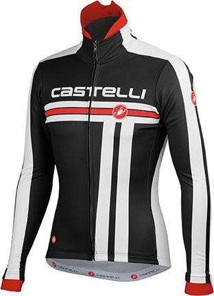 CASTELLI Free Jacket Black White