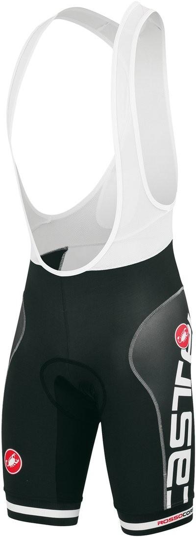 CASTELLI Free Aero Race Bibshort Black White