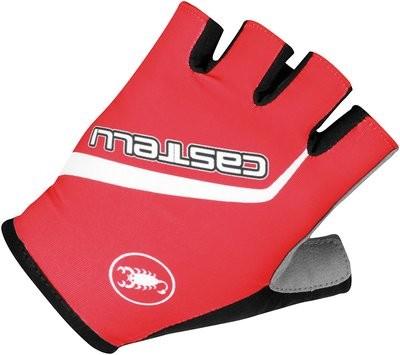 CASTELLI Velocissimo Tour Glove Red White