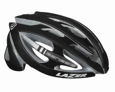 LAZER Helm Genesis Black Mat