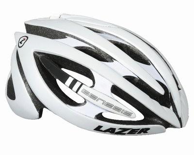 LAZER Helm Genesis White Mat
