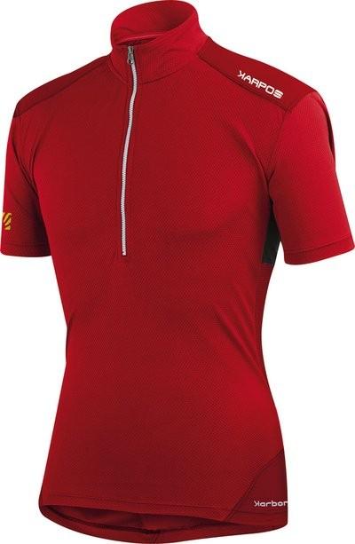 KARPOS Track Jersey Red