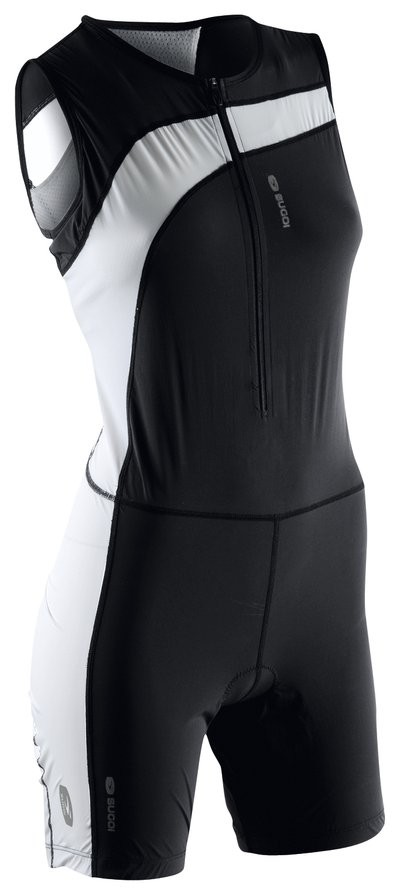 SUGOI Velocity Tri Suit Lady Black/White