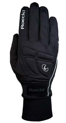 ROECKL Handschoen Rosello Black