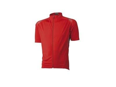 AGU Benica Shirt KM Red