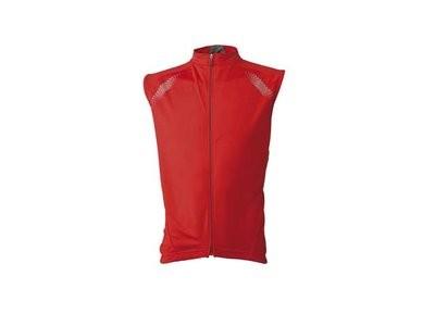 AGU Benica Singlet Red