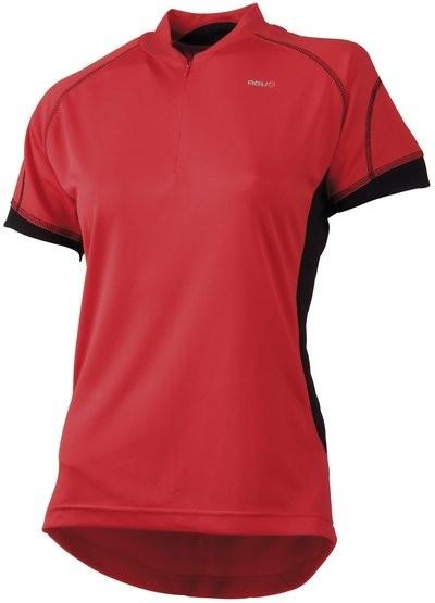 AGU Verrado Lady Shirt KM Red
