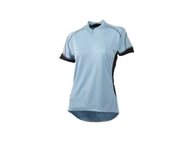 AGU Verrado Lady Shirt KM Light Blue
