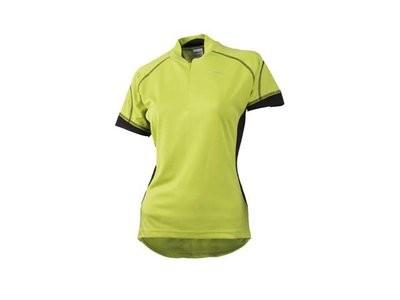 AGU Verrado Lady Shirt KM Lime