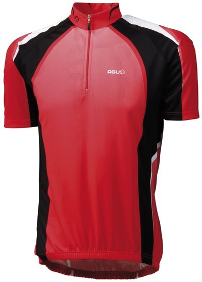 AGU Camina Shirt KM Red