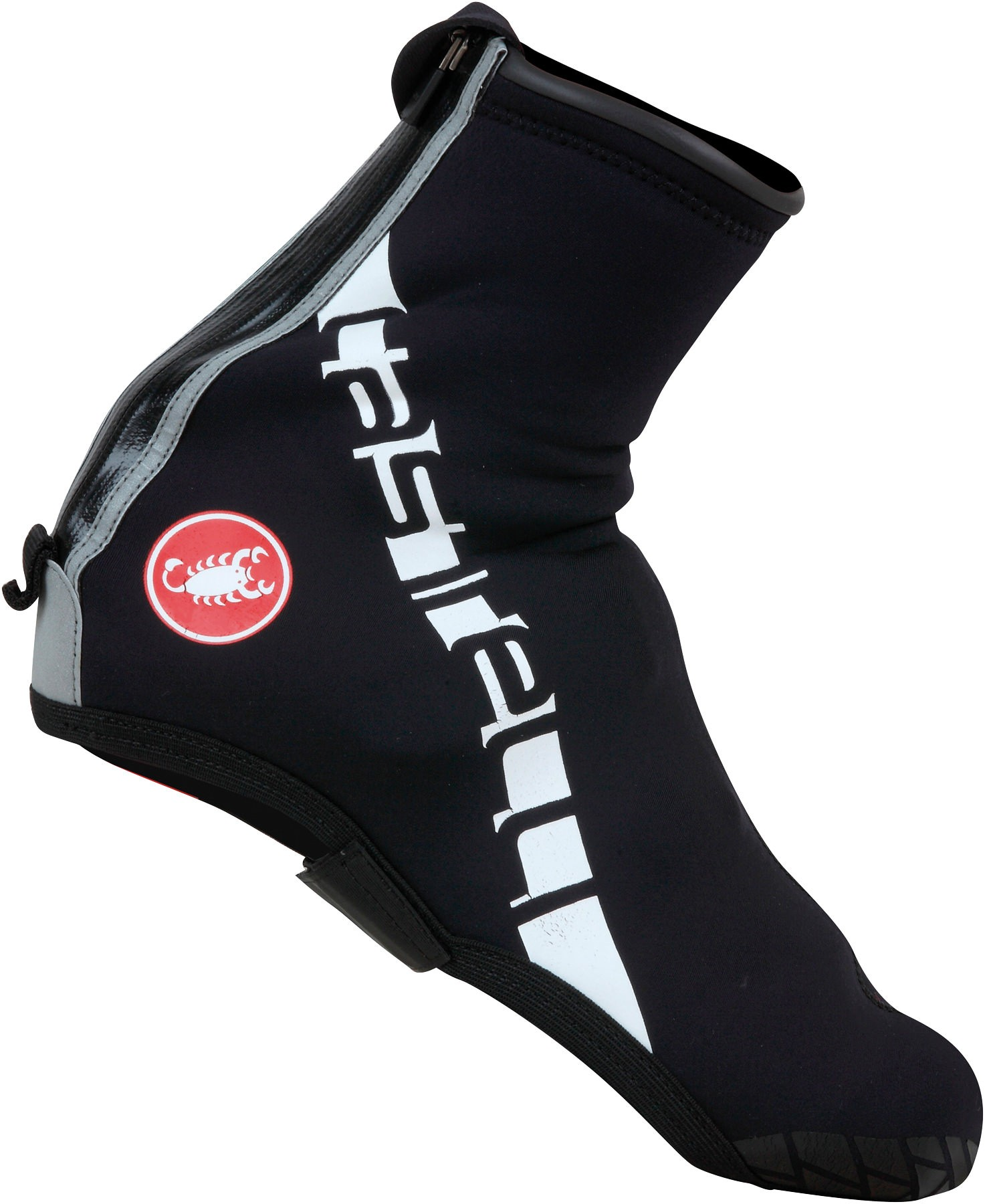 CASTELLI Diluvio All-Road Shoecover Black