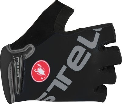CASTELLI Tempo V Glove Black Cool Grey