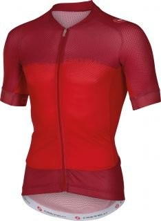 CASTELLI Aero Race 5.1 Jersey SS Red Ruby Red