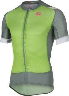 CASTELLI Climbers 2.0 Jersey SS Sprint Green Agave