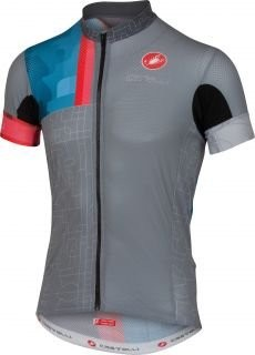 CASTELLI Rodeo Jersey SS Grey