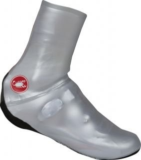 CASTELLI Aero Nano Shoecover Silver