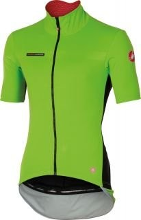 CASTELLI Perfetto Light Jersey SS Sprint Green