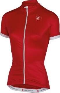 CASTELLI Anima Lady Jersey SS Red