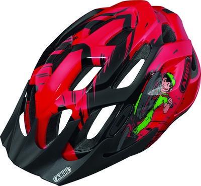 ABUS Kids Helm MountX Raceboy