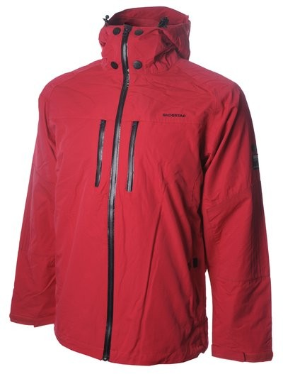 Ocean Tech Jacket Signal Red