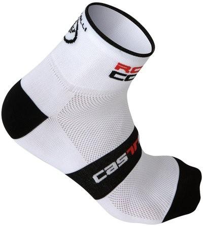 CASTELLI Rosso Corsa 6 Sock White