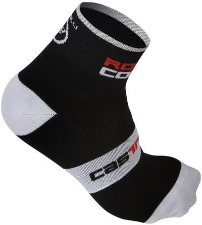 CASTELLI Rosso Corsa 6 Sock Black