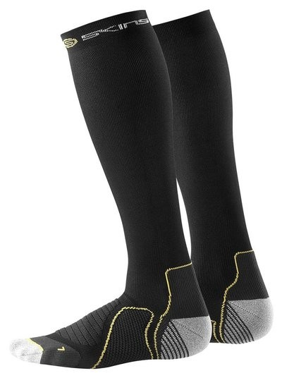 SKINS  Compression Socks Active Essentials Black
