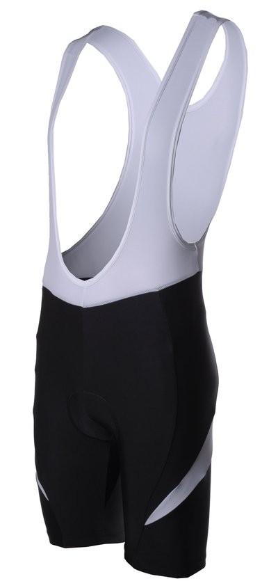 All Active Bib Short Black/White