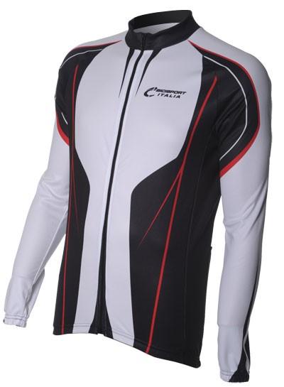 Bici Shirt LM White/Black