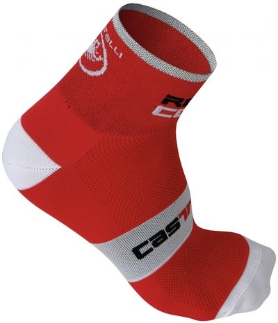 CASTELLI Rosso Corsa 6 Sock Red