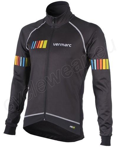 VERMARC Colora Technical Jacket Black