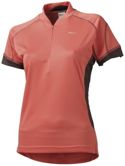 AGU Verrado Lady Shirt KM Salmon Red