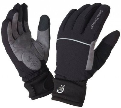Sealskinz Extra Cold Winter Cycle Glove Black (KJ981)