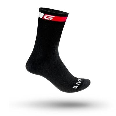 GripGrab Cycling Sock High-Cut Black