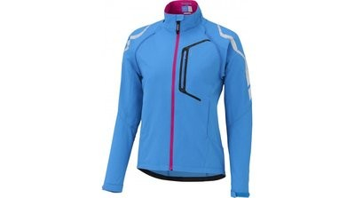 SHIMANO Hybrid Lady Jacket Lightning Blue Jazzberry