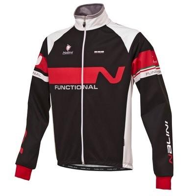 NALINI Naturno Jacket Black Red White