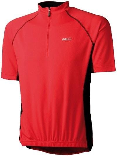 AGU Initio Shirt KM Red