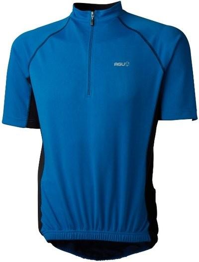 AGU Initio Shirt KM Blue