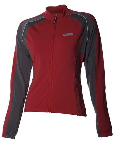 Pescara Shirt Lady Red/Grey