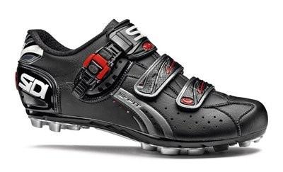 SIDI Dominator 5-Fit Black MTB Fietsschoen