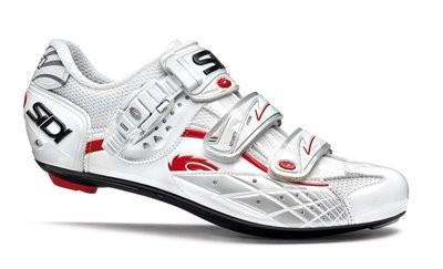 SIDI Laser White Race Fietsschoen