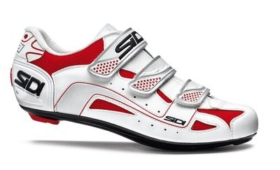 SIDI Tarus Red White Race Fietsschoen