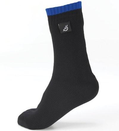 Sealskinz Mid Thermal Merino Sock Black