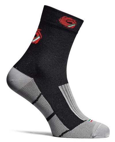 SIDI Warm Sock Black Grey