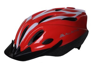 Casque mod 011 Junior Red
